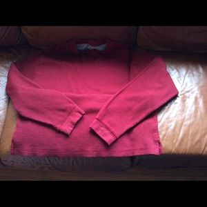 Other - Red light sweater